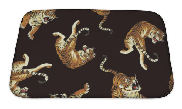 Tigers Floor Mat