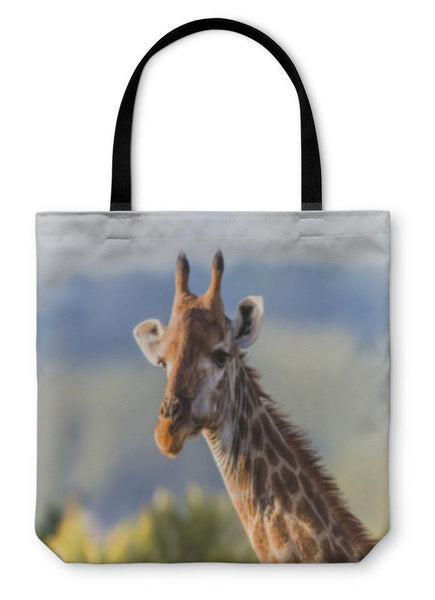 Giraffe Tote Bag - Go Vegan Revolution