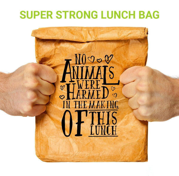 Official Brown Lunch Bag