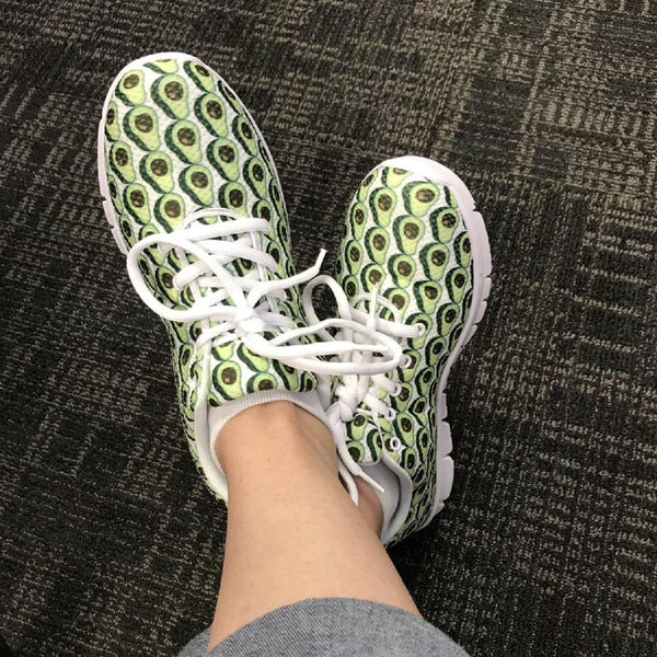 Avocado Lovers Sneakers
