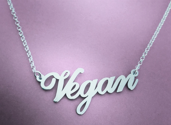 Fancy That - Vegan Necklace