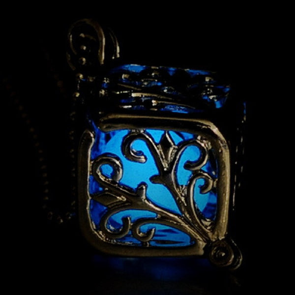 Tree of Life Glow-in-the-Dark Necklace