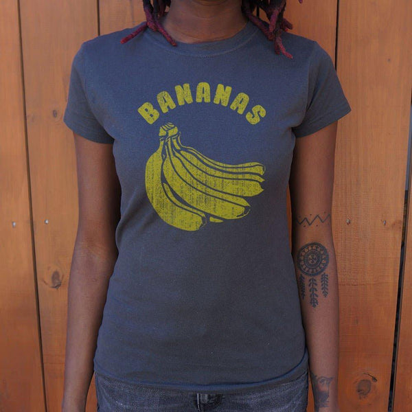 Bananas Shirt (Womens)