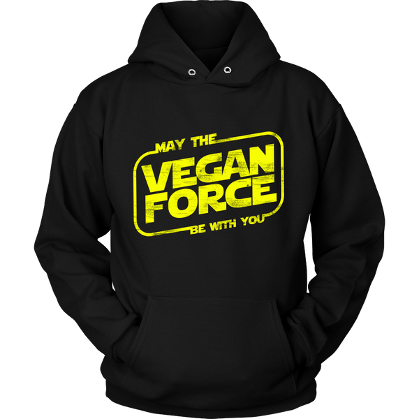 May The Vegan Force Be With You - Choose from 11 Colors