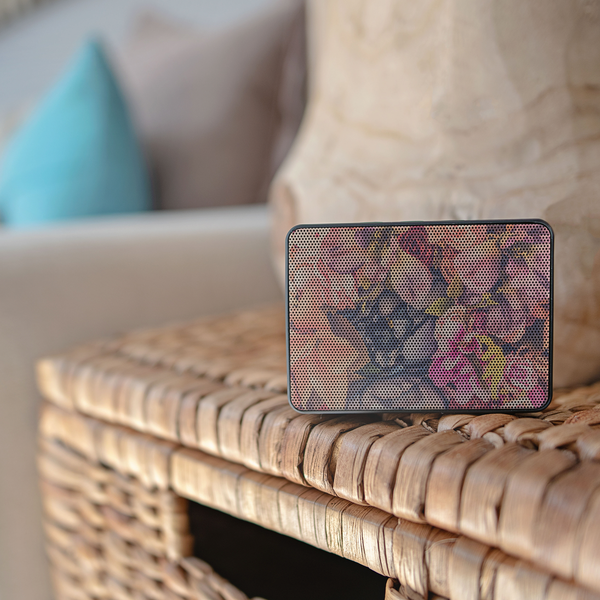 Bluetooth Speaker - Flower Power