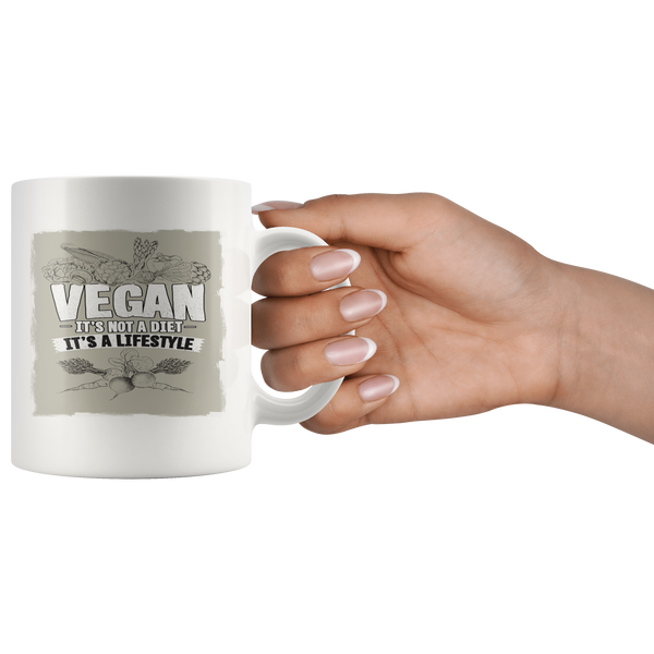 Vegan - It's Not A Diet, It's A Lifestyle