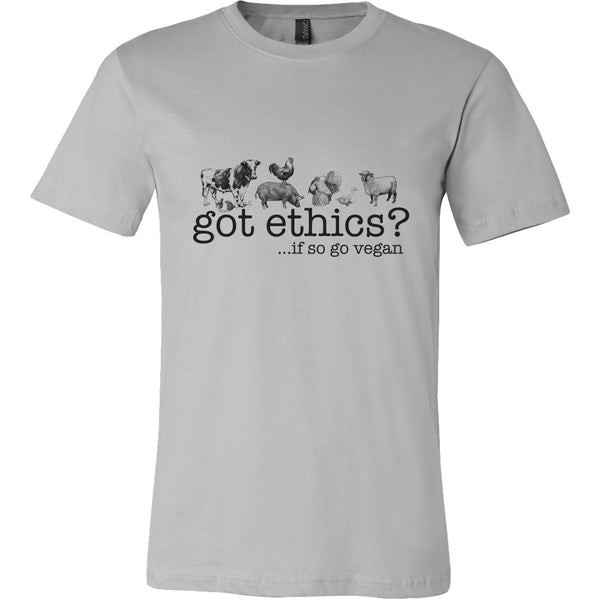 T-shirt - Got Ethics? Men's Shirt