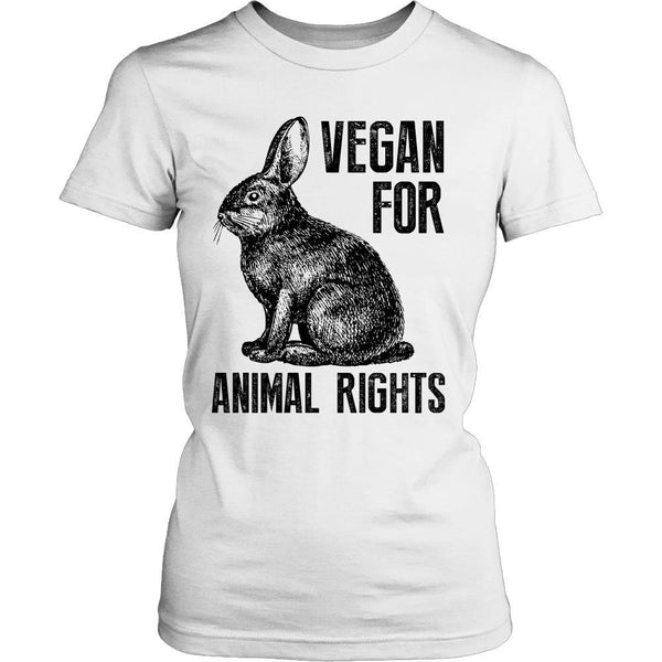 T-shirt - Vegan For Animal Rights - Shirt