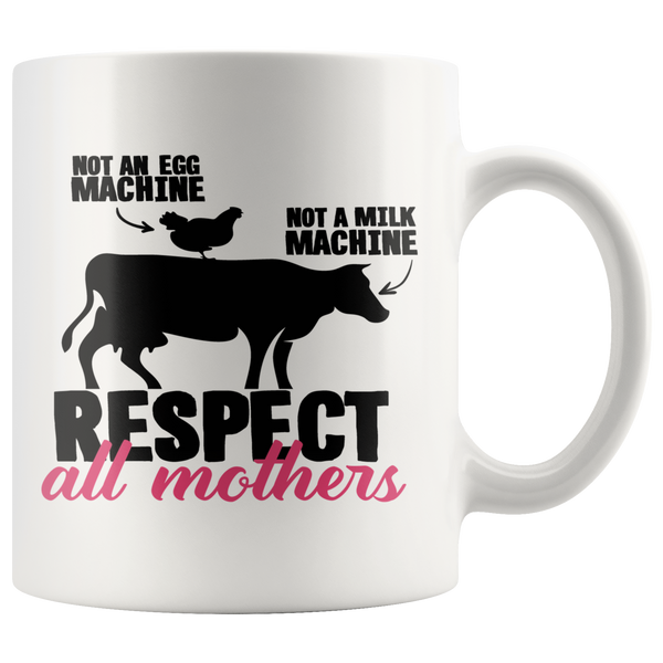 Respect All Mothers Mug