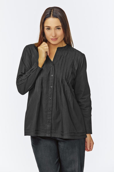 Tunic Shirt (Black)