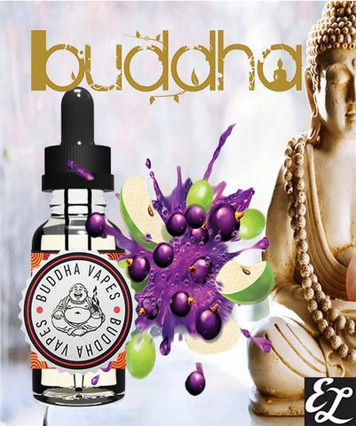 BUDDHA VAPES - LEMON TART 50ml SHORTFILL