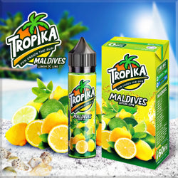TROPIKA MALDIVES (LEMON &LIME) 60ML