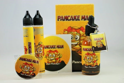 PANCAKE MAN - 60ml - 3mg