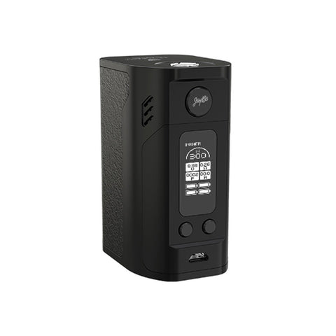 WISMEC RX300 & 4 BATTERIES