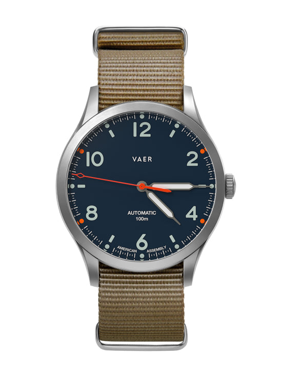 A5 | Design Navy Auto Single Pass