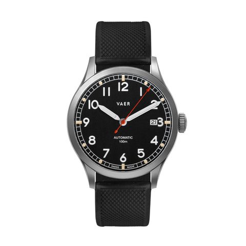 A7 | Heritage Black Swiss Made - Pre-Order