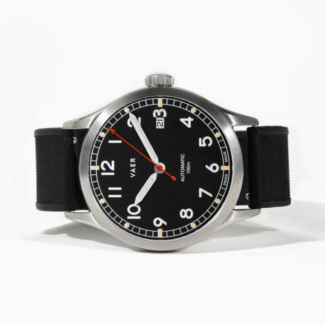 A7 | Heritage Black Swiss Made