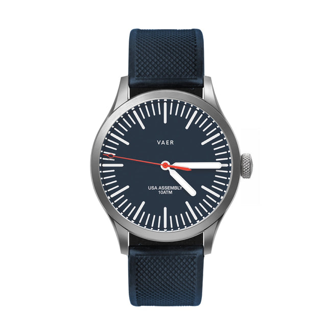 C5 | New Classic Navy USA Quartz