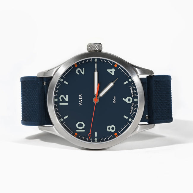 C5 | Design Navy USA Quartz