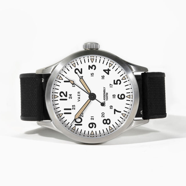 C5 | Field White USA Quartz - Pre-Order