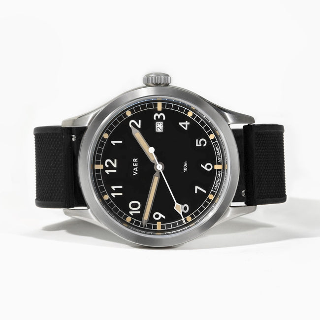 C5 | Heritage Black USA Quartz