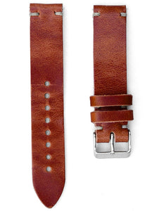 Quick Release Horween Strap - Brown Leather *VIP*