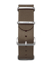 Single Pass Nylon Strap - Khaki