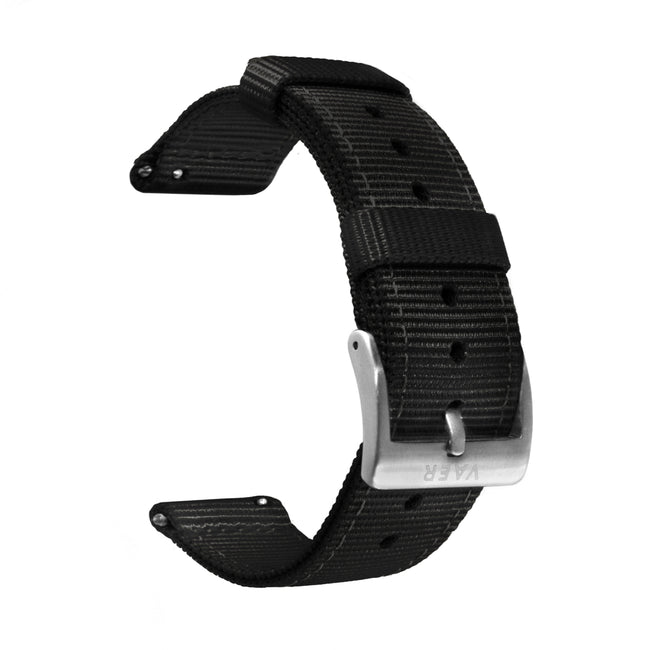 Quick Release Nylon Watch Strap
