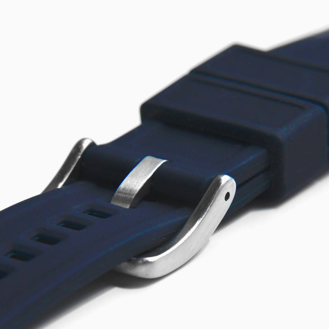Quick Release Silicone Watch Strap