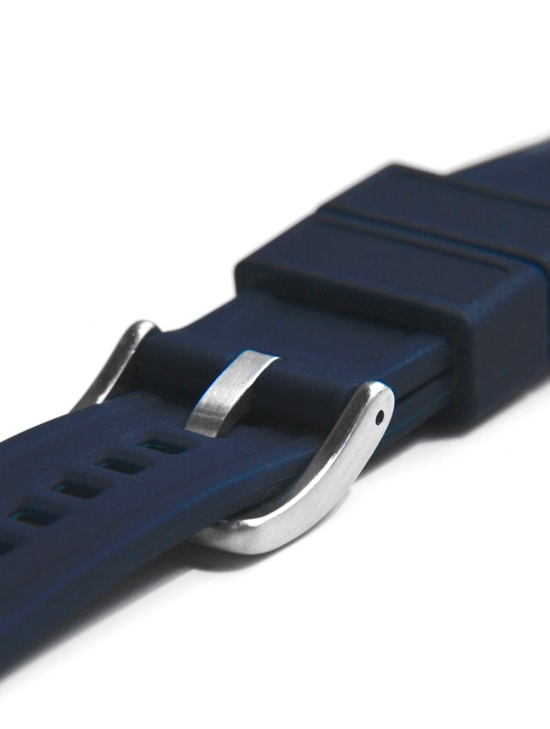 Silicone Quick Release Strap - Navy