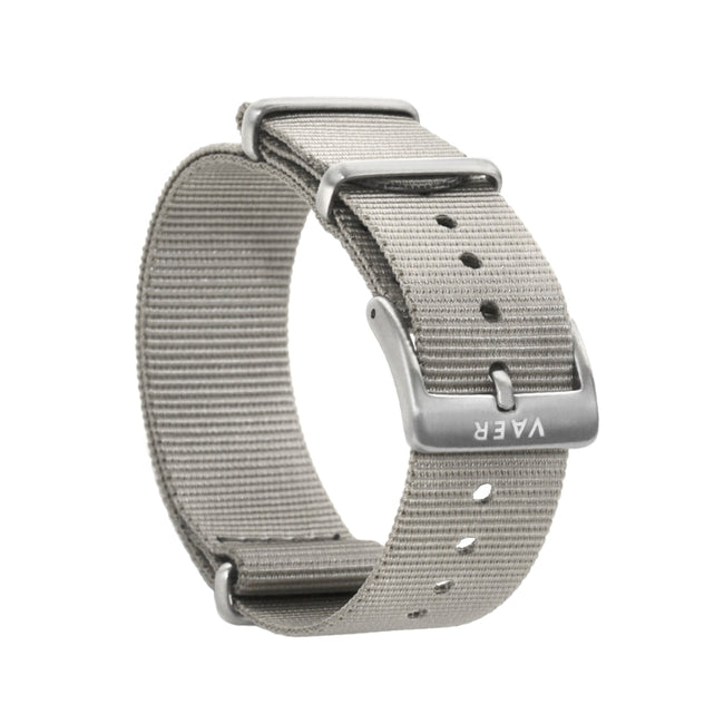 Nylon Single Pass Watch Strap