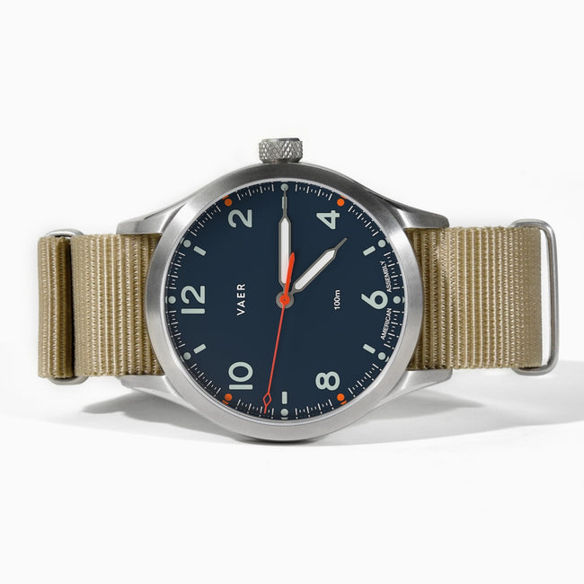 C5 | Design Navy Single Pass