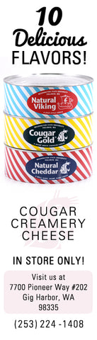 Cougar Gold Cheese is Here!