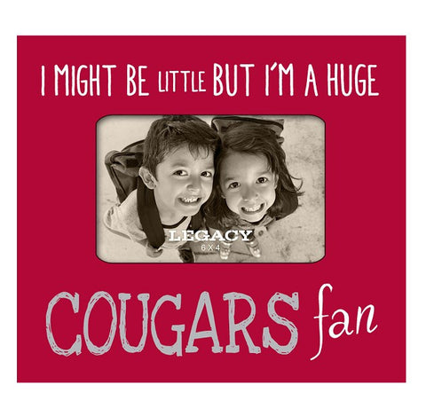 Huge Cougars Fan Picture Frame