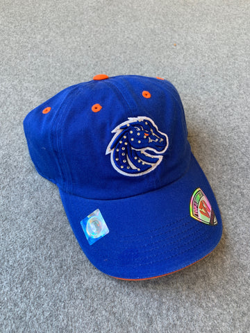 Ladies Boise State Broncos Blue Bling Hat
