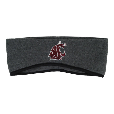 Dark Grey WSU Headband