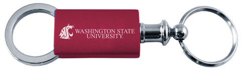Crimson WSU Key Holder