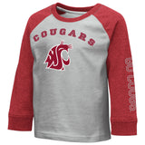 Toddler Cougars Long Sleeve Tee