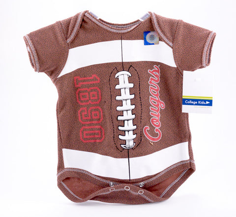 WSU Cougars Football Onesie