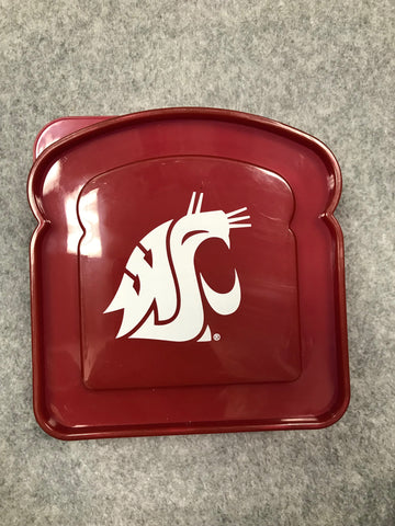 WSU Sandwich Container