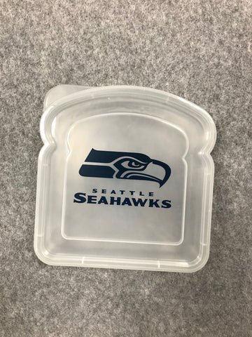 Seahawks Sandwich Container