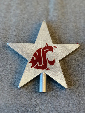 WSU Cougar's Tree Topper