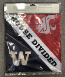 House Divided WSU/UW Garden Flag