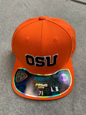 Orange OSU Flatbill Hat