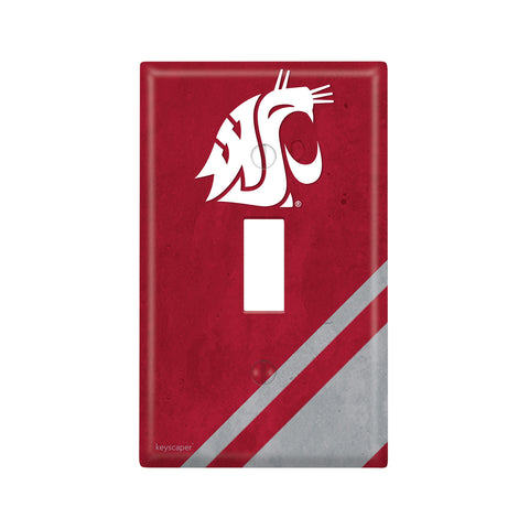 WSU Single Light Switch Cover