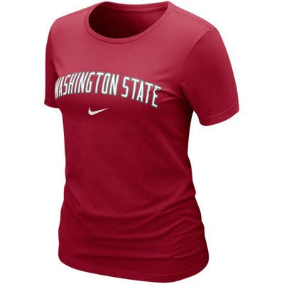 Nike Washington State Ladies T-Shirt