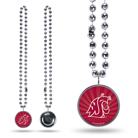 Washington State University Versa Bead Necklace