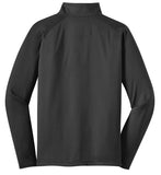 Men's Black Sport-Tek 1/4 Zip Pullover
