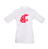 Little Coug Youth Rash Guard