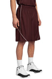 Men's Maroon Cougar Basketball Shorts